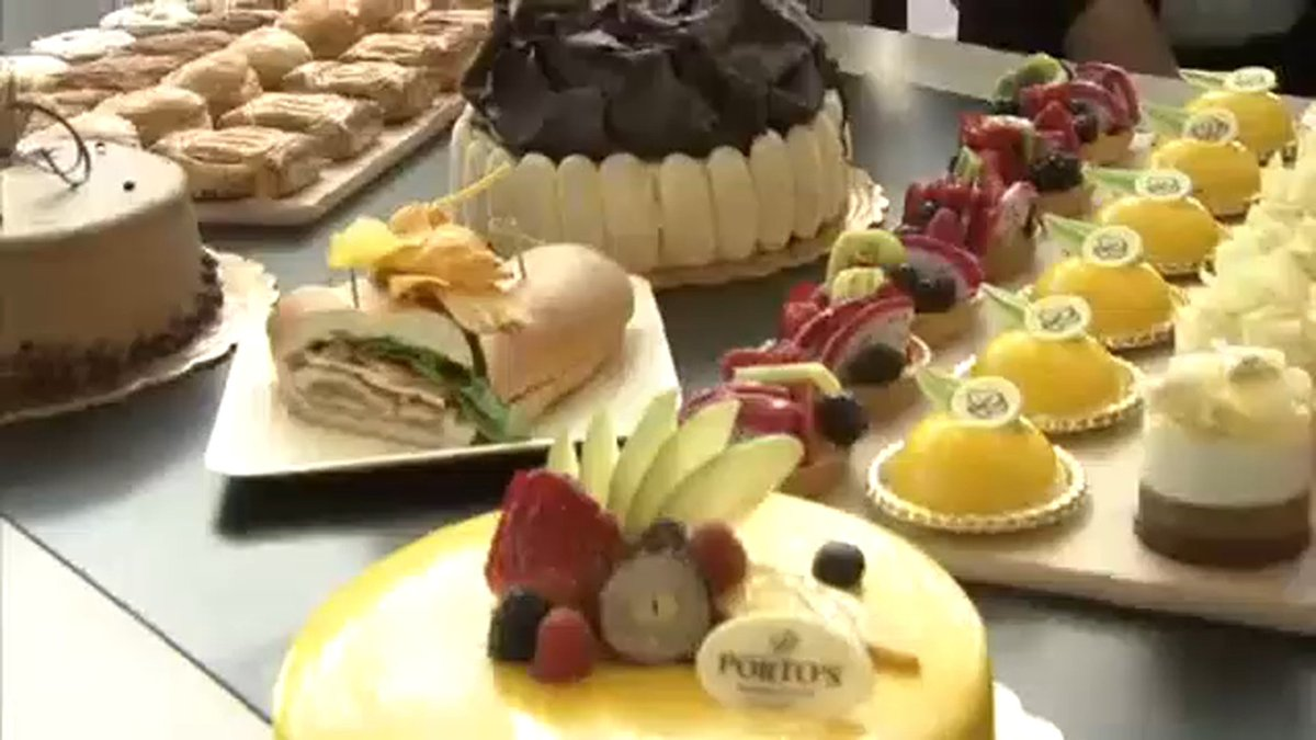 West Covina Bakery Cafe : NEWS West Covina Porto Bakery Cafe week