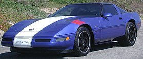 24 years ago today (24 April 1995) the last #Chevrolet #Corvette ZR-1 (C4) was produced, although the ceremony celebrating the car came four days later. https://bit.ly/2oEYDbk