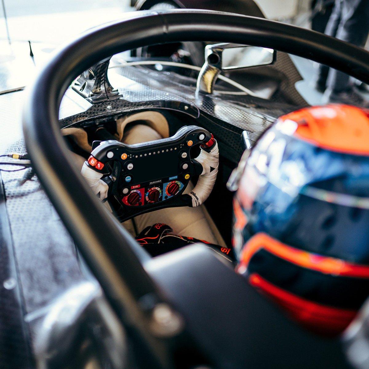 Tag someone who would love to drive the @MercedesBenz EQ Silver Arrow 01.  #FormulaESoonHasAMercedes #poweredbyEQ #ABBFormulaE <br>http://pic.twitter.com/NkYm5u8CrO