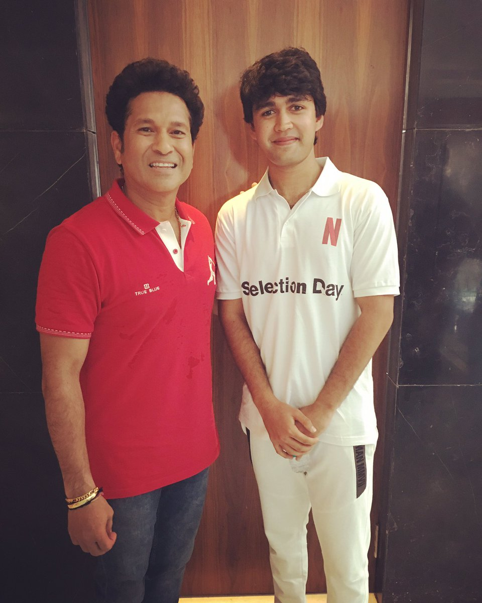Happy birthday @sachin_rt A true role model to all generations.