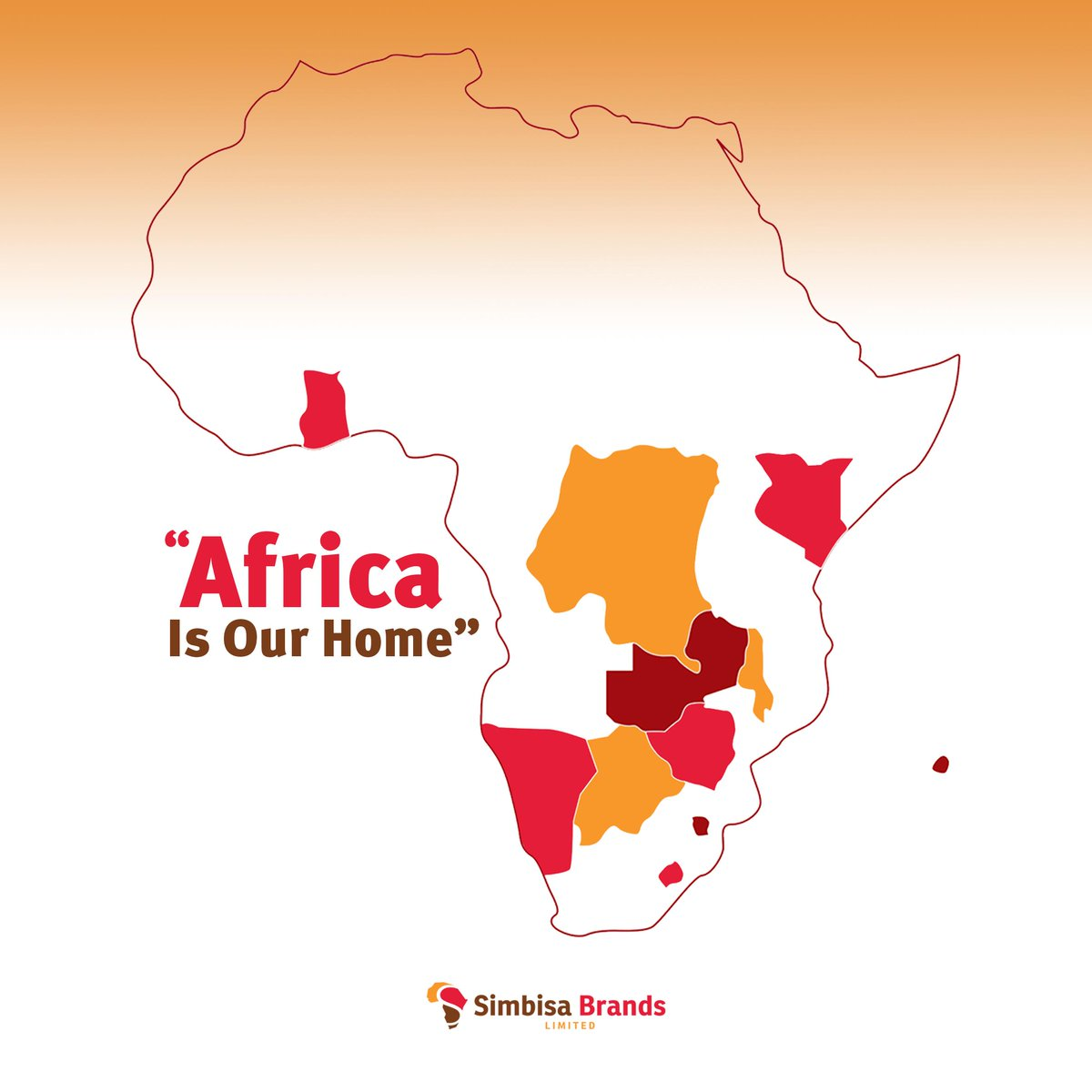 Simbisa Brands has 432 Quick Service Restaurants that operate in 11 countries across Africa. It was the first branded Quick Service Restaurant group to establish a successful pan-African footprint and with ambitions to  grow.  #AfricaIsOurHome  #StrengthenAndEmpower