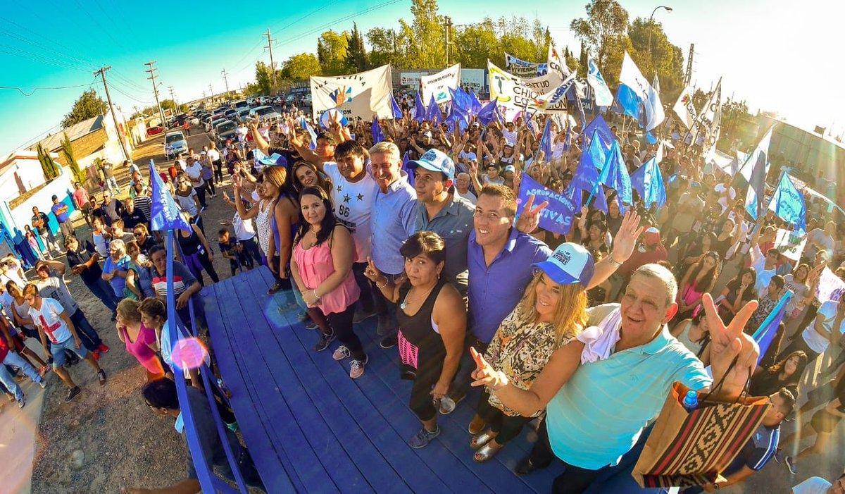 #TodosAlFrente | Este 9 de Junio #ChubutPasaAlFrente 👉 @Chubut_alfrente     @arcionimariano GOBERNADOR @ric_sastre VICEGOBERNADOR #ChubutGanaSiEstamosTodos ✌️
