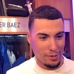 Javier Baez on his move on the basepaths: 'It was everything good' https://t.co/eGmJSFWqMo #Cubsessed #iamCubsessed #ChicagoCubs
