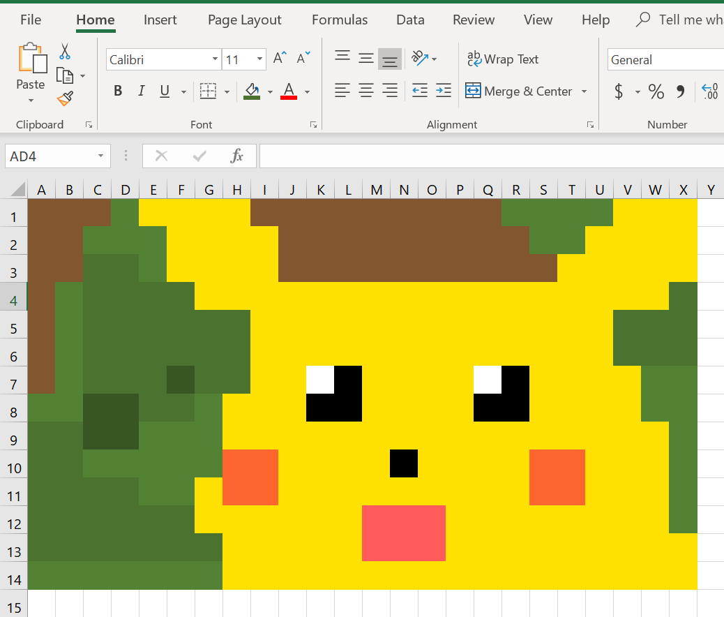 @msexcel  Manager: what did you spend your billable time doing? Me: making memes in excel Manager:<br>http://pic.twitter.com/j6RU4DwUyy