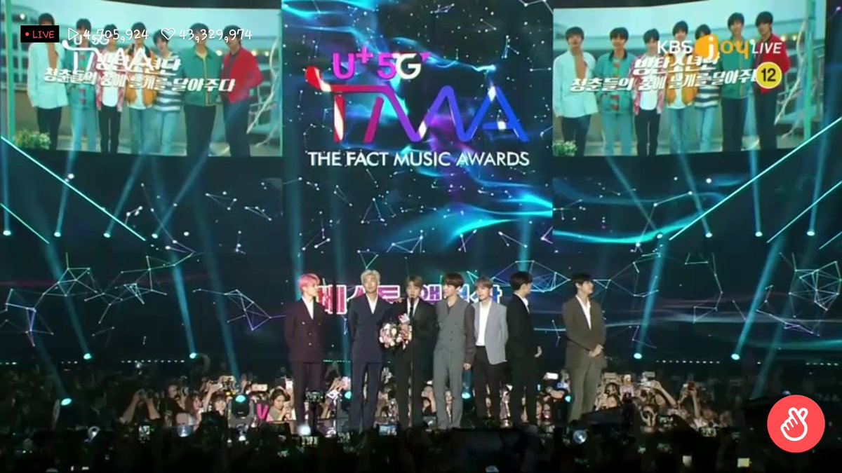 Congratulations KINGS!!  #TMA #AlbumOfTheYear  [ #BBMAsTopSocial BTS @BTS_twt ]<br>http://pic.twitter.com/sqSpHYLJ7m