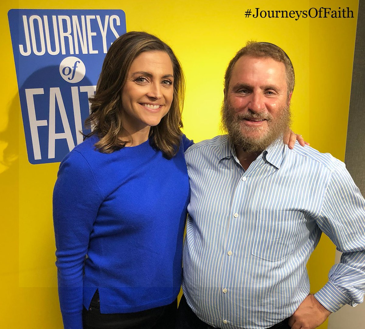 This week on #JourneysOfFaith with @paulafaris, @RabbiShmuley shares the definitive moment in his childhood that convinced him to become a rabbi. http://apple.co/2Ot64OQ