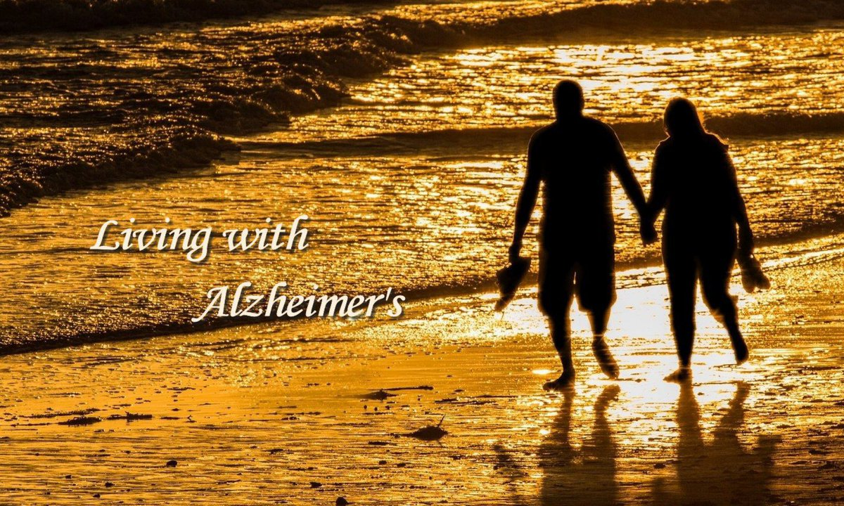 """Kate's rational abilities are almost gone, but her intuitive ones continue to work. Richard: """"I love you."""" Kate: """"I love you too. &lt;pause&gt; And I don't even know who you are."""" #Alzheimers #AlzCaregiving #dementia #intuitivethought<br>http://pic.twitter.com/Sma3Nfqitp"""