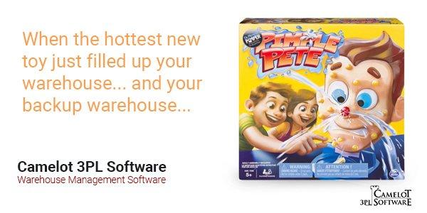 Camelot 3PL Software (@CamelotSoftware)   Twitter
