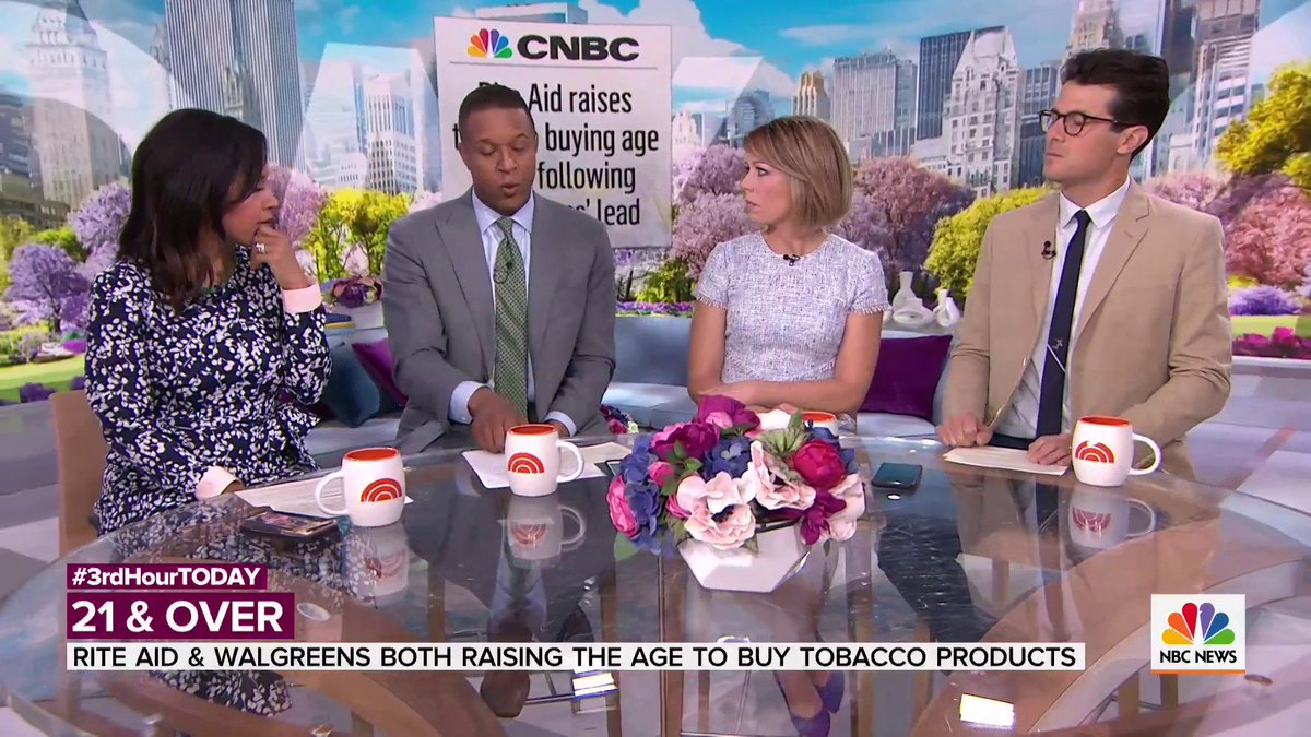 If @Walgreens and @riteaid really want to contribute to the #TobaccoEndgame, they need to take ALL tobacco products off their shelves.   @American_Heart CEO @NancyatHeart shares why we can't stop here: https://t.co/ojdhqeoz7i
