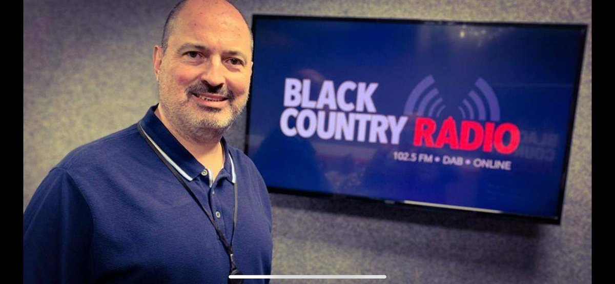 Black Country Radio's photo on Clive