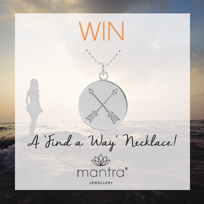 **COMPETITION TIME** Have you entered this month&#39;s #mybestself competition? Follow us and retweet this post for a chance to win our &quot;Find a Way&quot; necklace! #winitwednesday #competition #giveaway #win<br>http://pic.twitter.com/vZGJhYxxzD