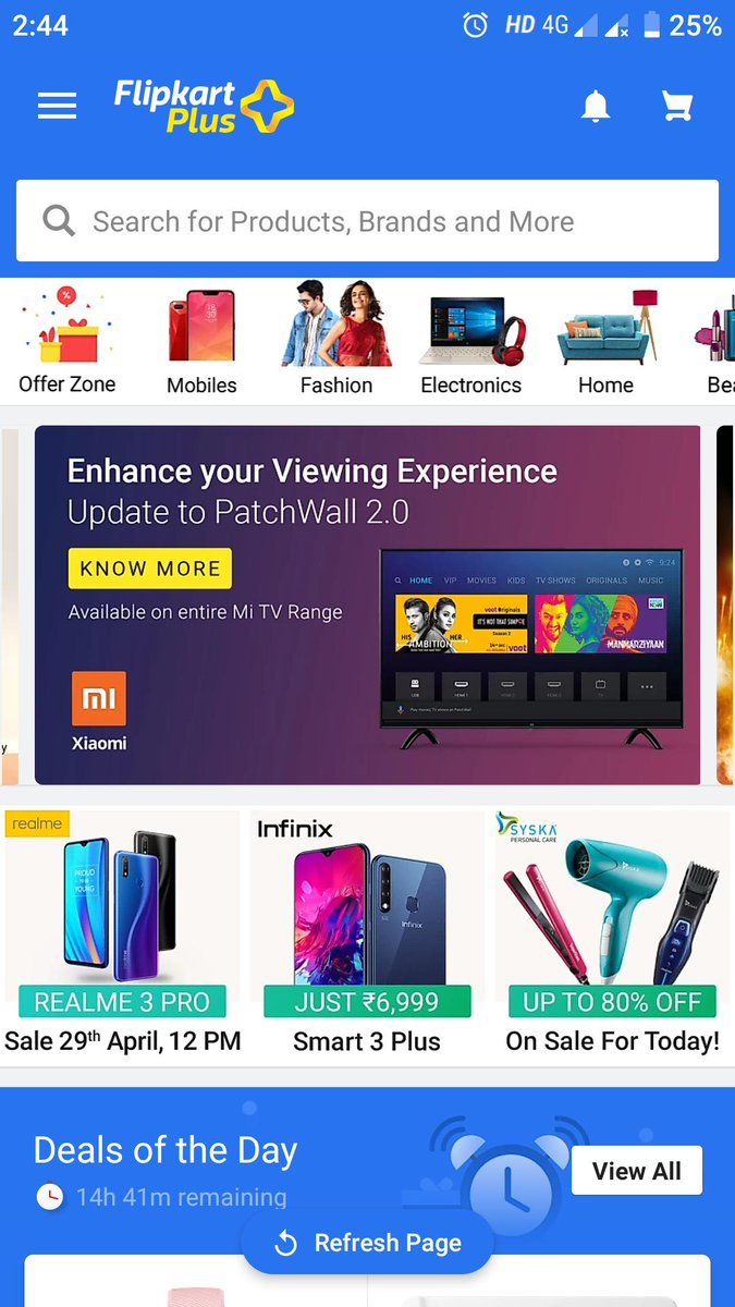 Mi TV India for #MiFans on Twitter: