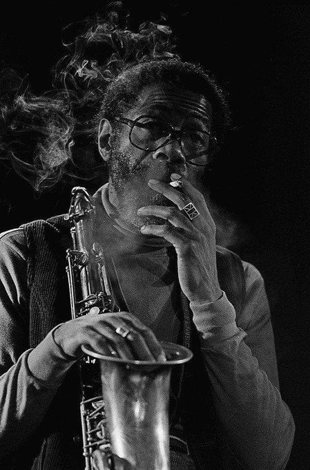 Joe Henderson  Birth 1937.4.24 ~ 2001.6.30 Happy Birthday