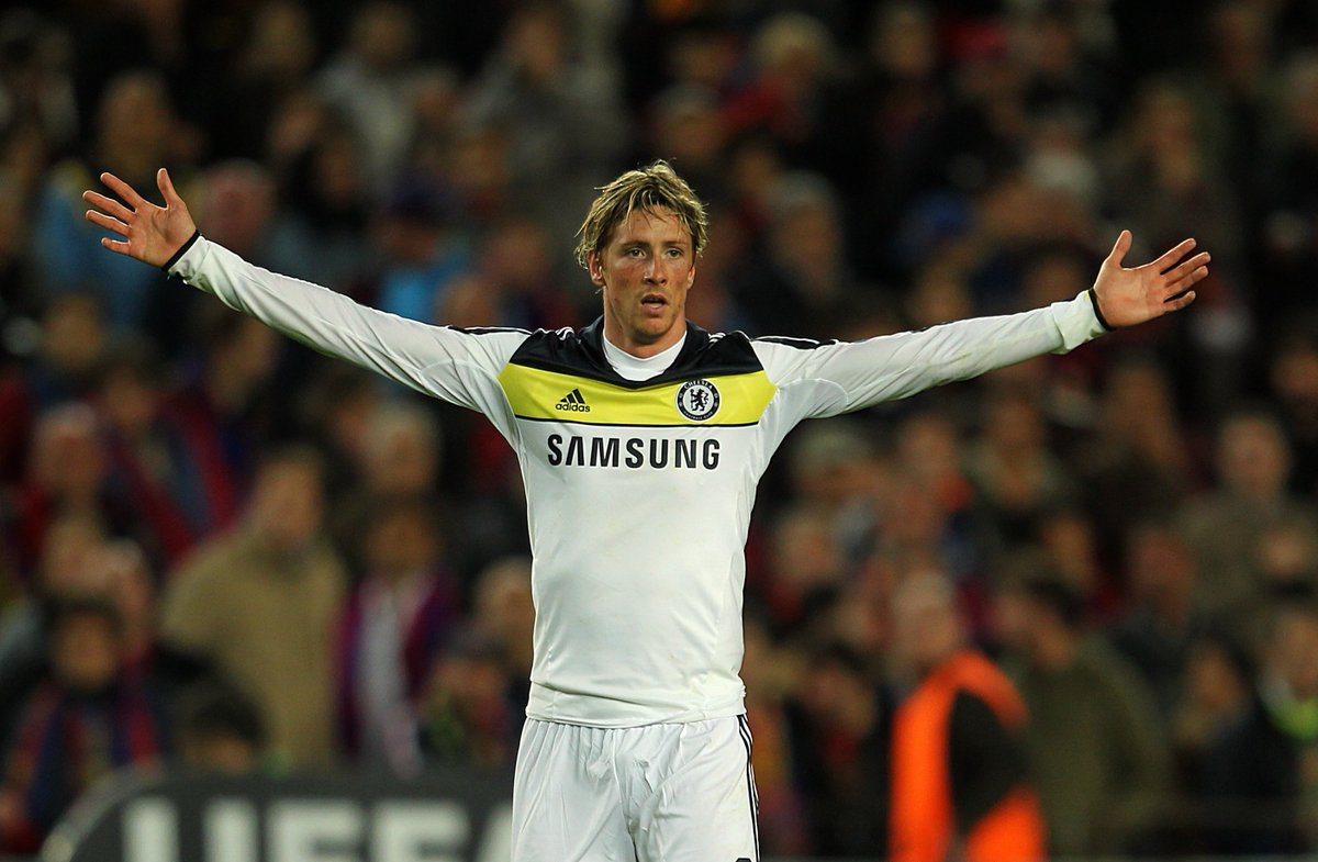 Fernando Torres has scored more goals against Barcelona (11) across all competitions than he has against any other team.  El Niño loves playing Barça.  <br>http://pic.twitter.com/WWMgRkcwI4