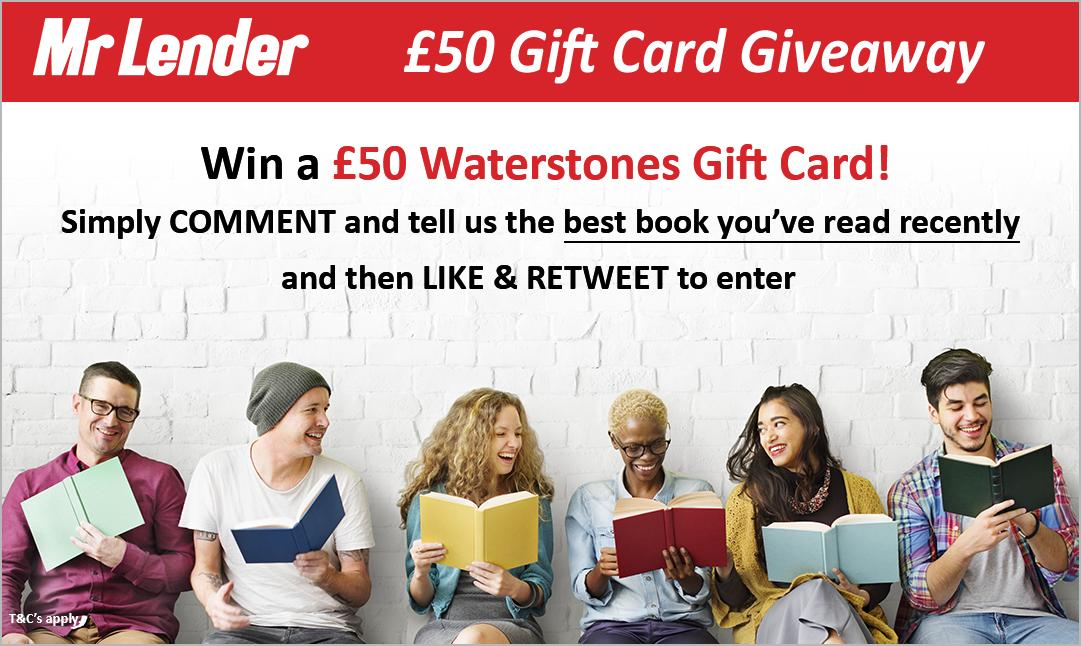 As yesterday was #WorldBookNight we're giving away a £50 Waterstones gift card!  To enter COMMENT and tell us the best book you've read recently, LIKE &amp; RETWEET this post  #Competition closes at MIDNIGHT 24.4.19. Winner selected at random &amp; announced tomorrow morning. T&amp;C's apply <br>http://pic.twitter.com/PZyuU3Fxvn