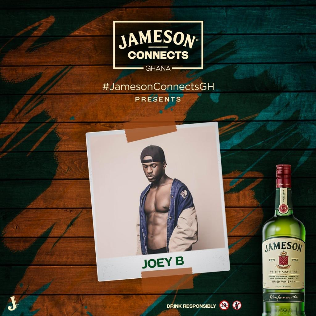 This weekend at Jameson Connects. I can't even start to imagine the turnup 😩