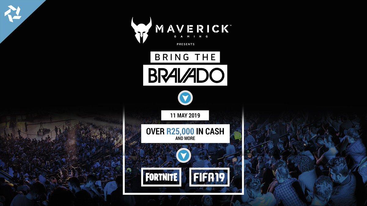 Bravado Gaming on Twitter: