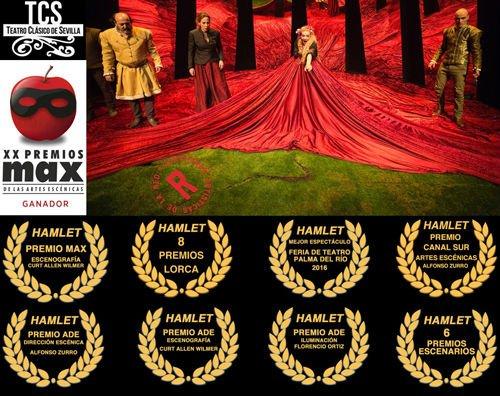 La más que laureada versión de 'Hamlet' de @TCLASICOSEVILLA llega este sábado al teatro municipal de #VillanuevadeCórdoba. ¡No te la puedes perder! ¡Altamente recomendable! Hora; 21:00 h, Precio: 5 € 👇👇👇 https://vimeo.com/134642540