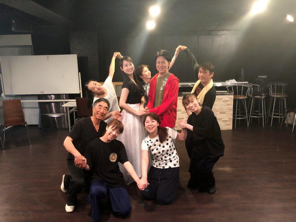 劇団東少です。 5月11日公演の…  「白雪姫」の稽古場からホットな写真が届きました。 沢山のお客様に、喜んでいただける舞台になりますように… キャスト全員で奮闘中です。 5月11日立川でお待ちしてます。