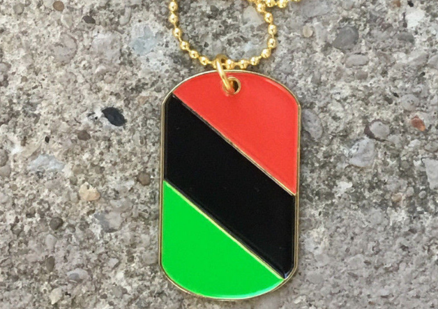 #BlackHistoryMonth  is EVERY month! Make sure you are rocking the RBG EVERY DAY with these heavy, high quality, gold medal tags! Support the FUTURE of Black history while these are on sale here   http:// j.mp/2GQaJvw  &nbsp;  <br>http://pic.twitter.com/lVDUeAqVSA