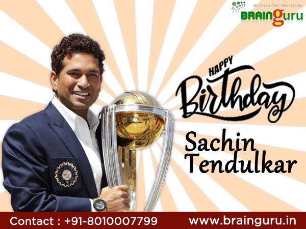 family wishes a very happy birthday to Sachin Tendulkar.
