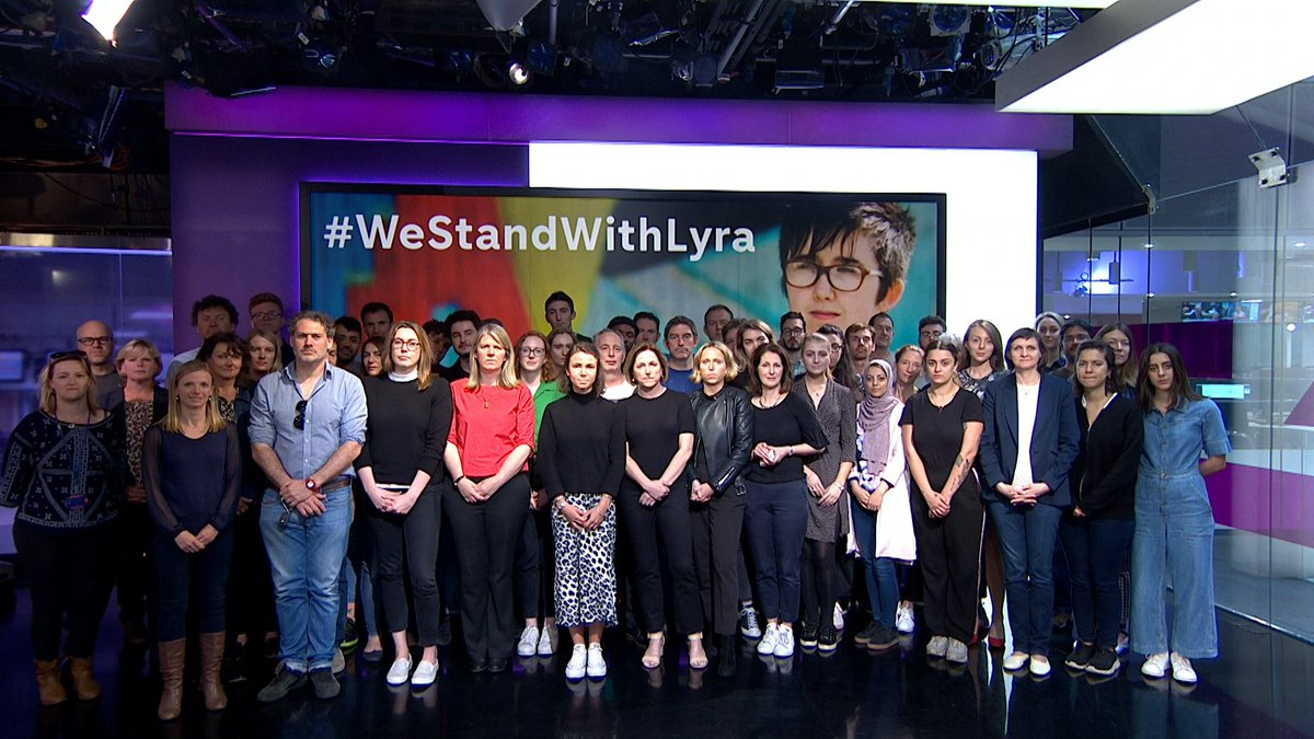 Hayley Barlow's photo on #WeStandWithLyra