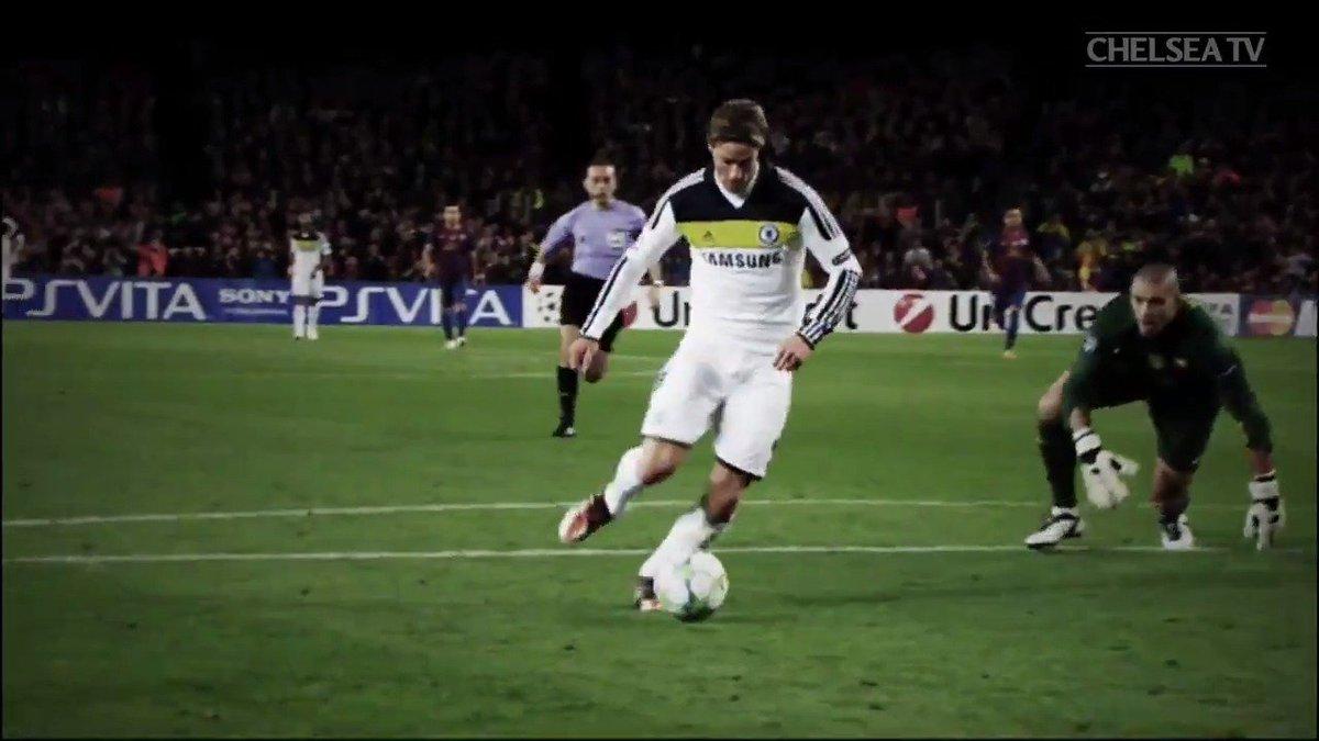 Barcelona v Chelsea tomorrow... 😉
