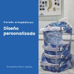 Image for the Tweet beginning: En #OrtopediaPérezGaldós fabricamos corsés para