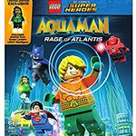 Image for the Tweet beginning: LEGO Aquaman: Rage of Atlantis