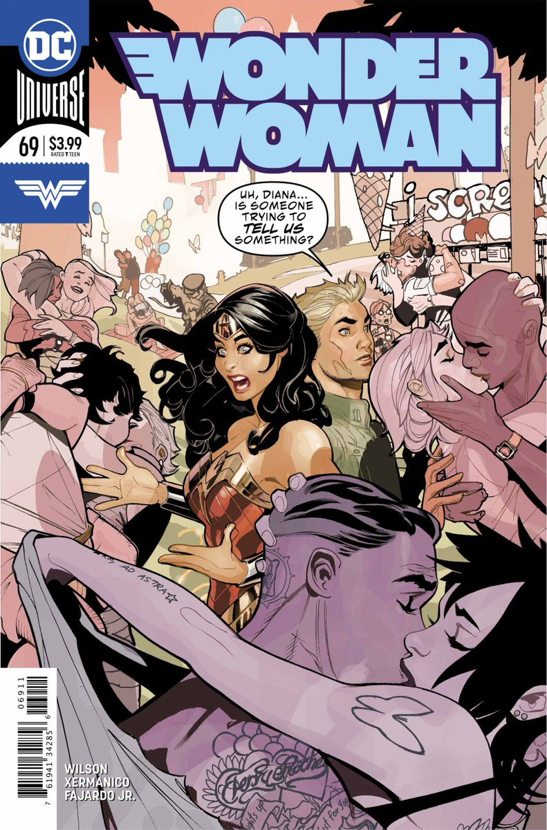 Wonder Woman #69 preview. Diana made a promise to Aphrodite: she would do everything she could to help her find her son, Atlantiades, lost somewhere on Earth. #comics #comicbooks  https://graphicpolicy.com/2019/04/24/preview-wonder-woman-69/ …pic.twitter.com/mYyxLkrQ5Z