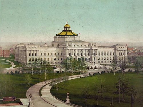It's our birthday! President John Adams approves establishment of the Library of Congress, 1800 #hbd #otd #tih https://www.loc.gov/item/today-in-history/april-24/?loclr=twloc…