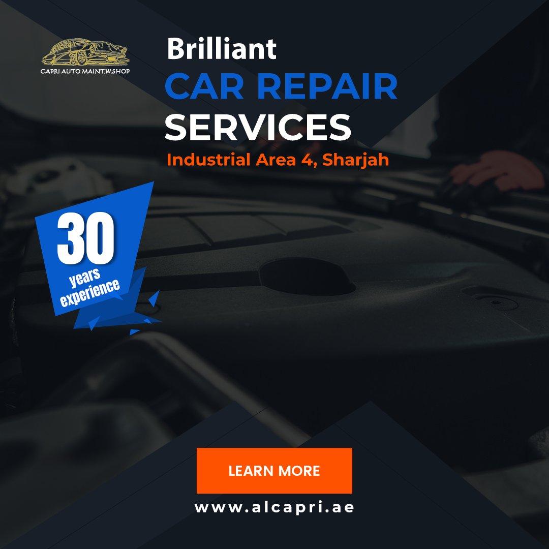 Al Capri Auto Maintenance on Twitter: