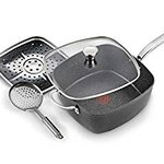 Image for the Tweet beginning: Tefal Titanium Excel All-in-One Frying