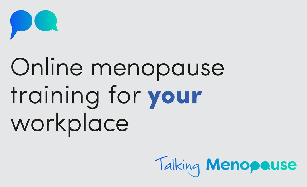 Be the first to see a sneak preview of our exciting #talkingmenopause online programme including guest speakers @mymenopausedr & Asst Chief Constable @DC_Police https://bit.ly/2vh1IDe  developed with @WeAreE4H   #wellbeingatwork   #hr #managers #menopauseatwork #menopause