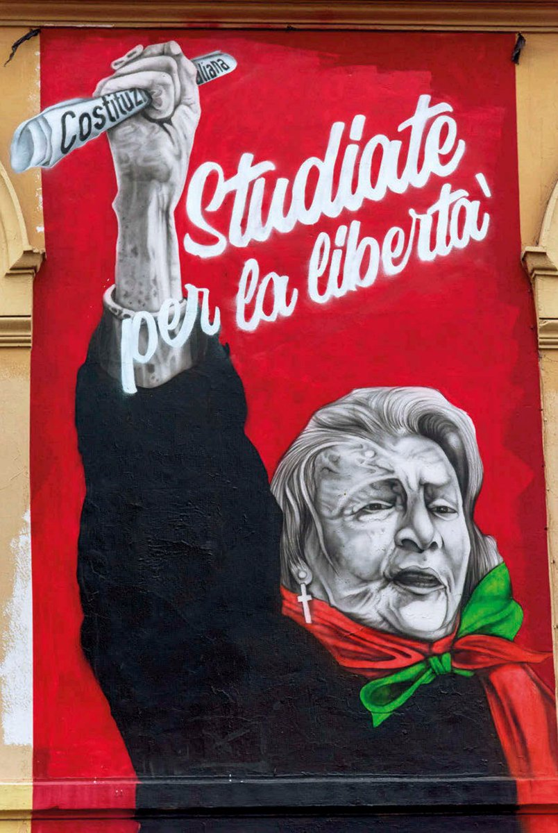 Costo Di Un Murales.Michele Caiazzo Op Twitter Studiate Per La Liberta Murale