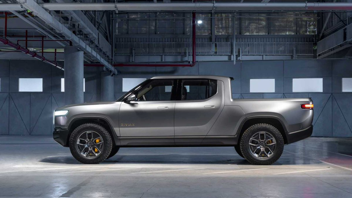 Marques Brownlee's photo on Rivian