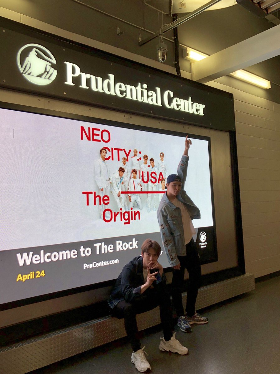NCT 127's photo on #NEOCITYinNJ
