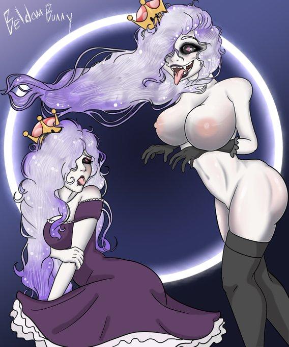 Drew Booette again because I fucking love her #booette #rule34 #boobs #tits #nudity #nsfw #ghost #mario