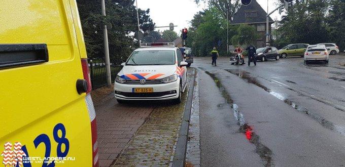 Motorrijder gewond na ongeluk Emmastraat https://t.co/KuXjr06idC https://t.co/vquNeqmjVd