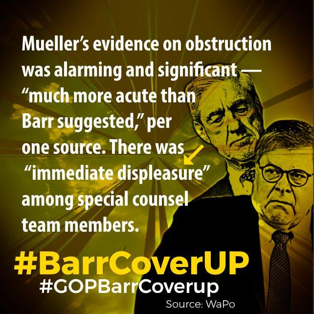 Mueller's testimony will be interesting 😏 #BarrCoverup  #BarrReport  #ReleaseTheFullReport