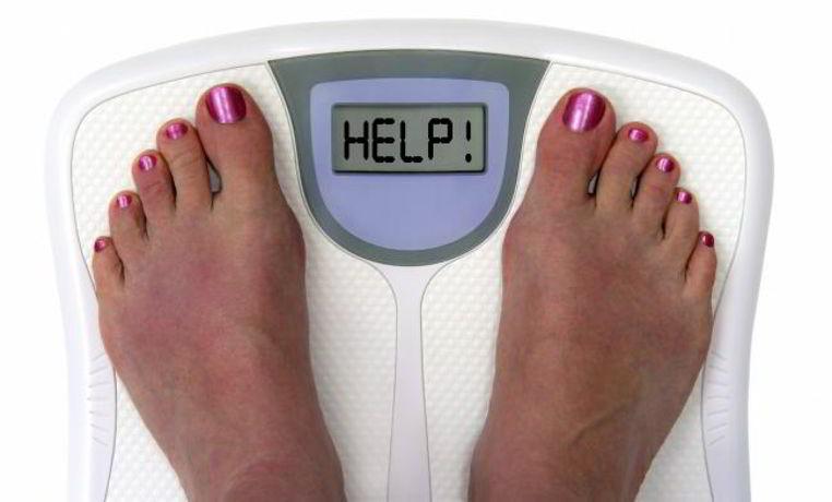Ancianos perdida de peso