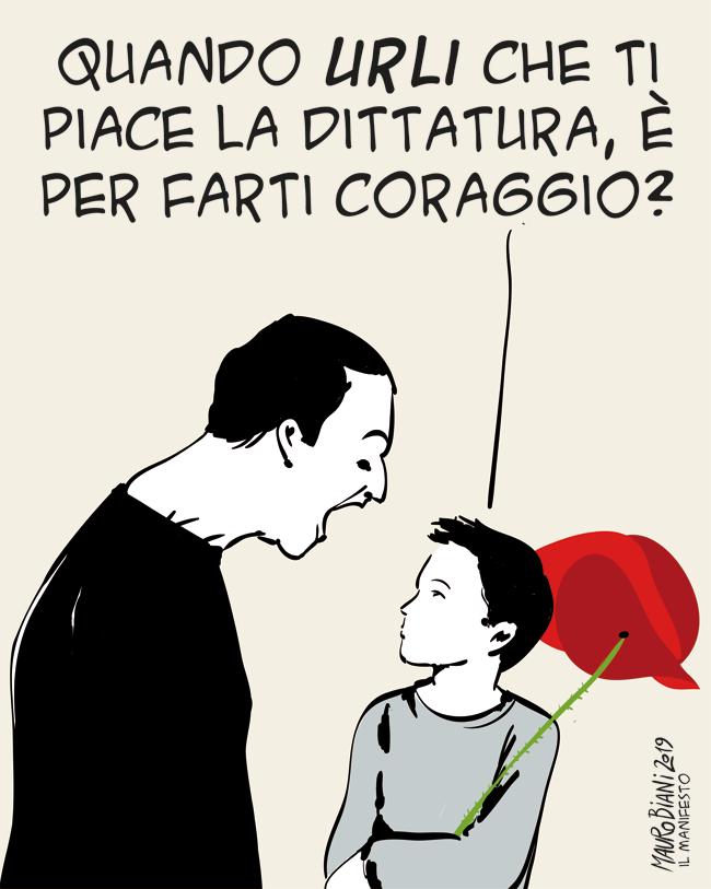 Mauro Biani's photo on #FestadellaLiberazione