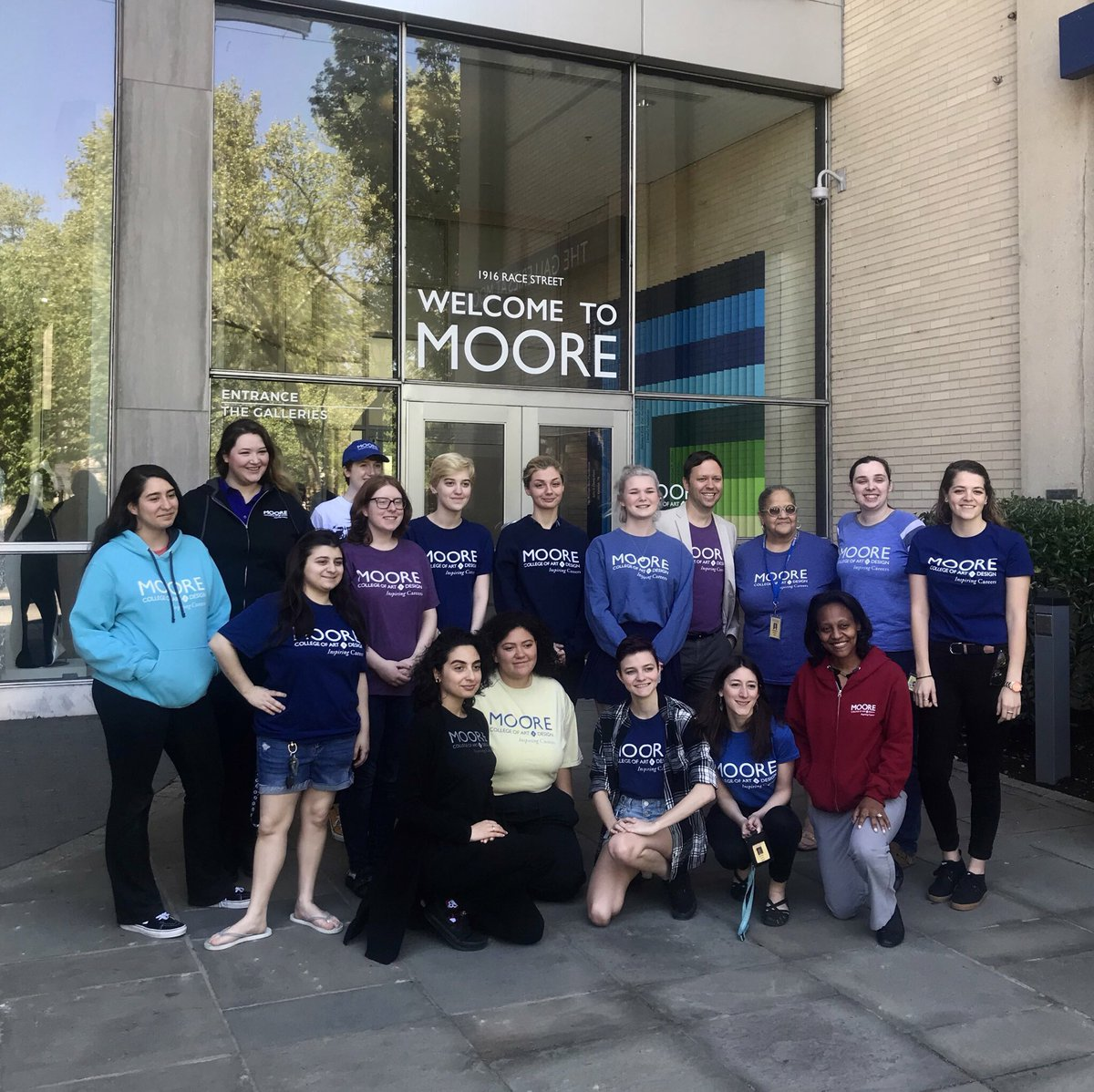 Moore College Of Art And Design Degrees