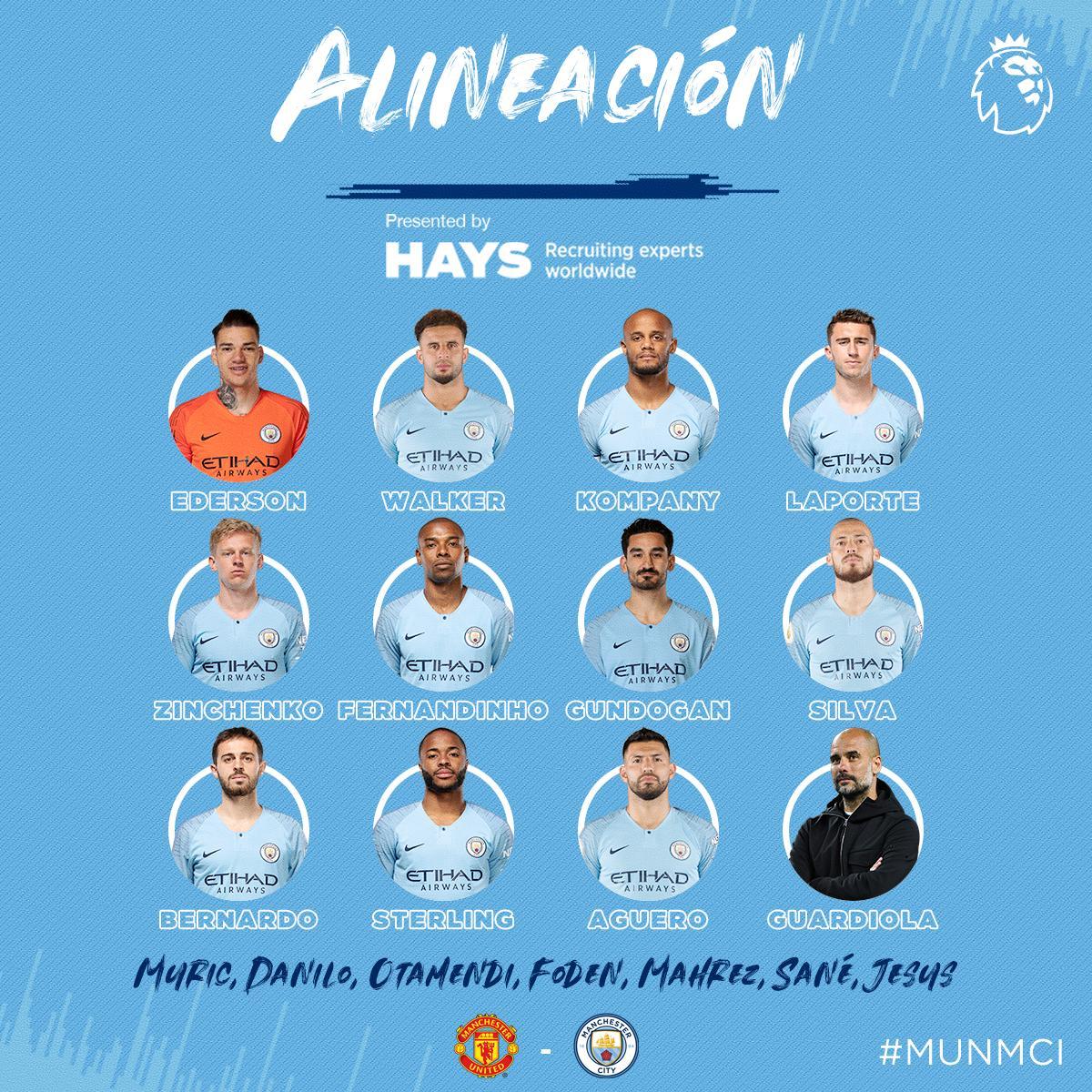 Manchester City's photo on Agüero