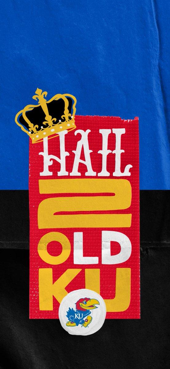 Time for an update #WallpaperWednesday   #Hail20ldKU
