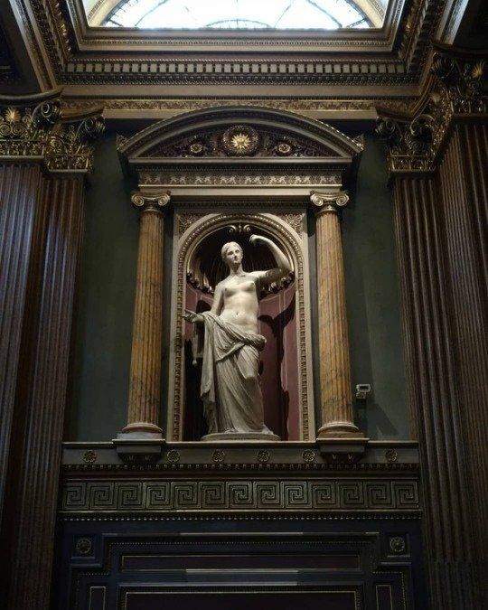 Parnassus, Fitzwilliam Müzesi, Cambridge