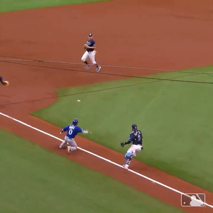 Not Your Average Double Play