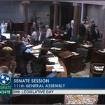 Image for the Tweet beginning: 📌 HAPPENING NOW: #Tennessee lawmakers