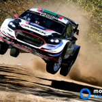 .@ElfynEvans missed out on victory on @rallyargentina by one of the smallest margins in #WRC history in 2017, and was cruelly denied at the last round in Corsica. Will he make it to the top step on the South American event this weekend?  📸@MSI_Images