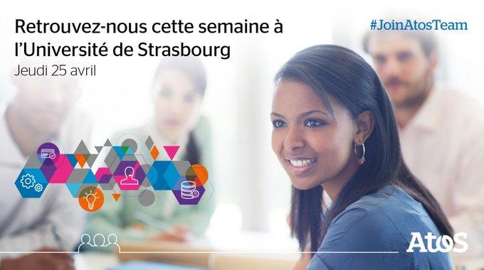 📅 Stages, alternances, emplois...nos équipes seront présentes au forum de l'Université d...